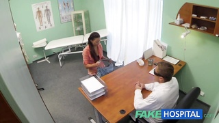FakeHospital Married house wife with fertility disorder