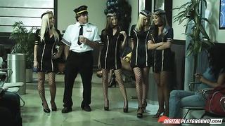 Fly girls scene1