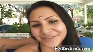 Mahila is a savage Indian lady  whos outdoors in