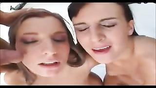 FACES OF Cum-shots : Natalia and Miah