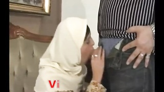 278430Sex XXX - Arab Wife cheating Husband - Hijab Hot Muslim Blowjob - One more Slut
