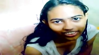 bangladeshi  girl fucked in bathroom