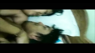 278514Young Bangla Couple Enjoying Their Honeymoon 18 Mins wid Audio