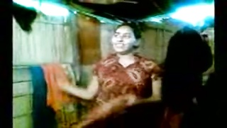 Bangla desi Village Woman Mukta Shy to Mate as Lesbian Act