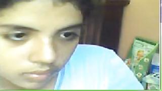 cindy on web cam