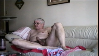COUCH WANKING
