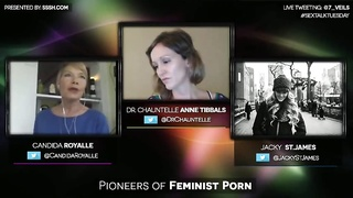 Women In Porn      Pioneers of Feminist Porn    with Candida Royalle