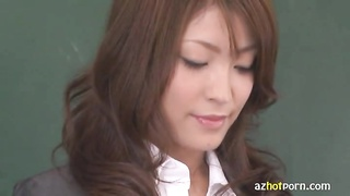 Innocent Japanese Teacher