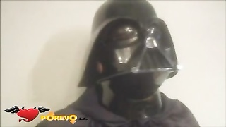 Aggressive oral sex with a Dart Vader in precisely the pov episode