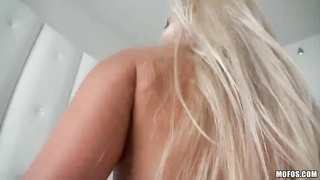 Gorgeous big-ass blond in precisely the flick by I Know That Lady