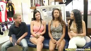 Sexy lesbian porn comics