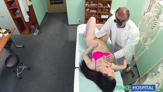 Cutest sex with a xxx physician in precisely the flick by exactly the Faux Hostpital Clinic