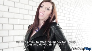 Tiffany Shine gives up her as for cash