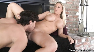 Devon Lee & Seth Gamble in My Change Savage Mom