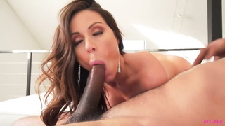 Kendra Lust bigtits MILF fun day riding stallions big black cock