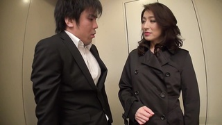 Erotic Japanese tramp Marina Matsumoto in Very Best JAV uncensored Lingerie attach