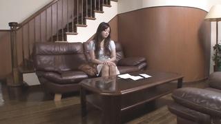Hottest Japanese honey Mizuki Ogawa in Fabulous JAV uncensored Dildos/Toys episode