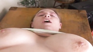 Chubby Girl Takes It Up The Arse_480p