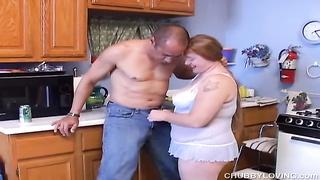 Super cute chubby redhead loving a fuck and a facial_480p