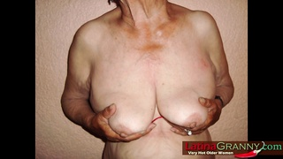Latina grannies these are the saggy tits you want to see