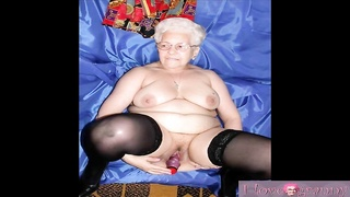 ILOVEGRANNIES Huge tits and huge ass is what these grannies will show you