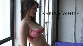 300380Karina White is coming to Philavise.com 10/9