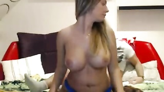 Amateur Couple Sex Tape Revealed watch her on spicygirlcam.com