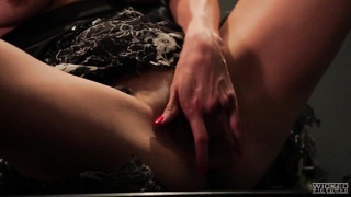 303172Nadia Styles pounds a lusty Ryan Ryans by victimizing a strapon