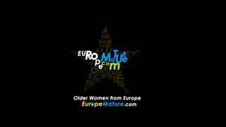 EuropeMature senior Lori masturbation