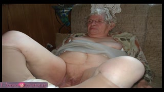 ILOVEGRANNY BBW Grannies are in front of cameras