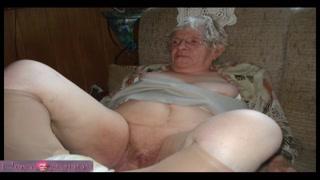 ILOVEGRANNY BBW Grannies are in front of cameras