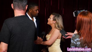Sexy woman gets railed by big black dick