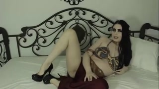 Amazing Goth are living sex - burstpussy.com