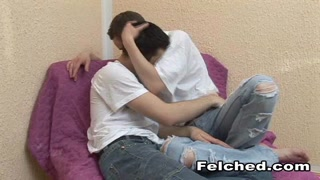 Two Gay Men Make Love then Felched