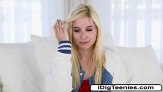 Cute petite teen Piper having sex
