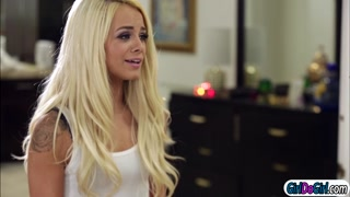 Elsa Jean asks for checkup from stepmom