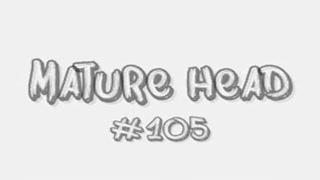 Mature Head #105