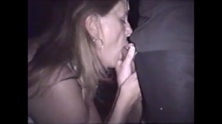 consuming having sex in van at park
