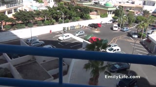 homemade MILF and exhibitionnist Emily on livecam 24h