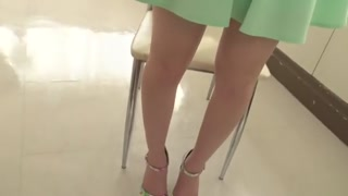 Thrilled Japanese tramp Chiemi Yada in Enticing JAV uncensored Dildos/Toys episode