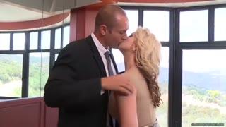 Sarah Vandella - Precisely The Being Fucked Bride