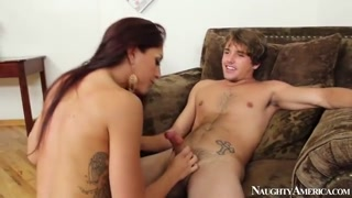 Mischa Brooks & Tyler Nixon in Neighbor Affair