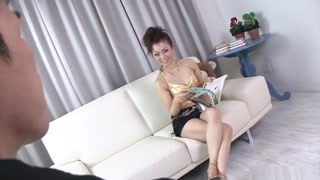 Crazy Japanese whore Yuki Asami in Exquisite JAV uncensored Dildos/Toys video