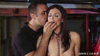India Summer bondaged and hardcored by her bf Kerian Lee