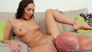 Angelica Saige & Johnny Sins in My House Wife Shot Buddy