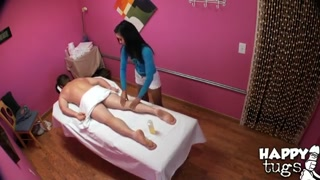 Teen Chinese Rosemary is an professional of relaxation!
