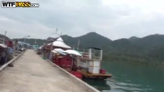 Thailand holiday bang with an ruthless teen pornstar