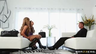 Danny Mountain, Kortney Kane and Nikki Benz