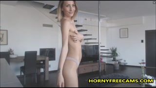 Cumshot On My GFs Ass After Hardcore Doggy Sex
