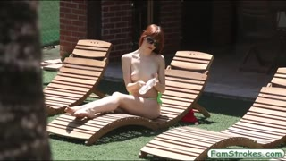 Slender teen Alexa Nova boned by stepbro